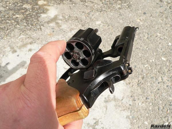 револьвера РСА (ТКБ-0216) фото 10