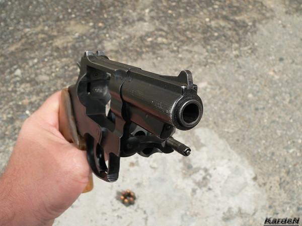 револьвера РСА (ТКБ-0216) фото 11