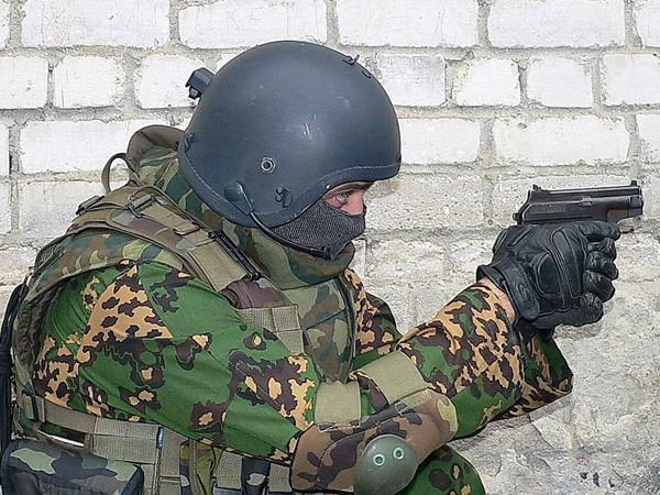 пистолет самозарядный специальный - ПСС фото 30