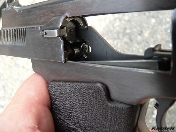 пистолет самозарядный специальный - ПСС фото 8