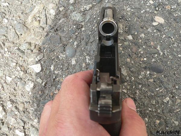 пистолет самозарядный специальный - ПСС фото 13