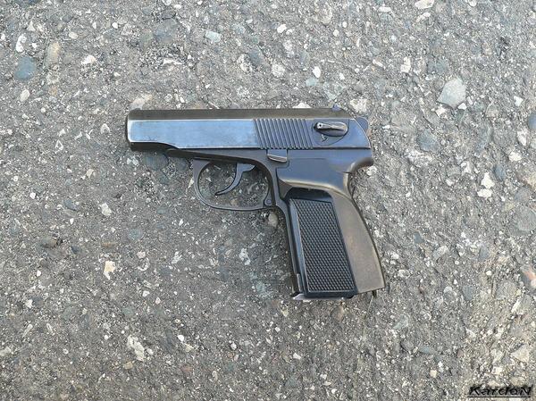 пистолет Макарова - ПММ фото 1