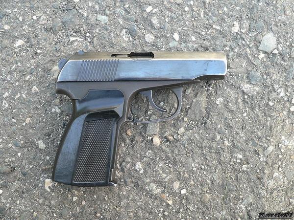 пистолет Макарова - ПММ фото 2