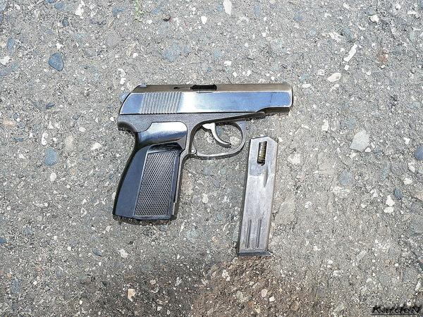 пистолет Макарова - ПММ фото 3