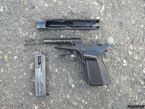 пистолет Макарова - ПММ фото 5