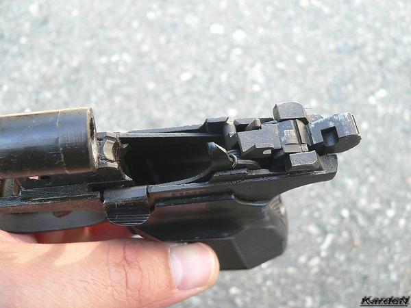 пистолет Макарова - ПММ фото 6