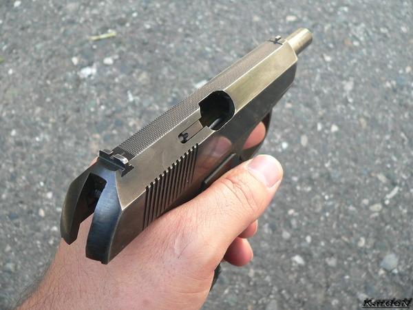 пистолет Макарова - ПММ фото 8
