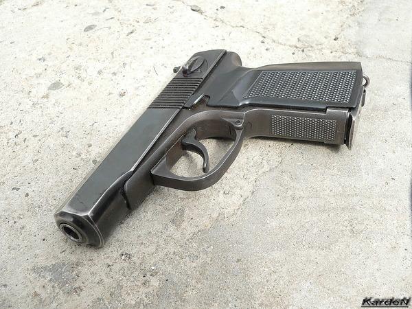 пистолет Макарова модернизированный - ПММ фото 13