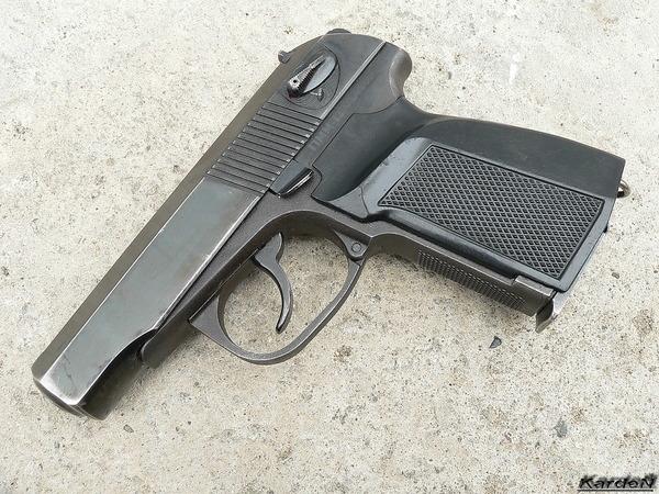 пистолет Макарова модернизированный - ПММ фото 14