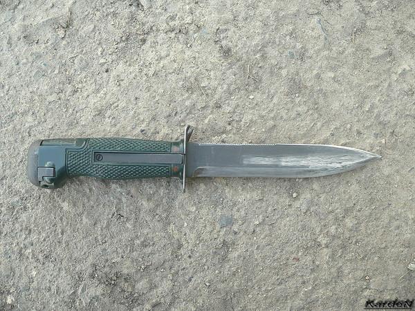 Нож армейский НРС-2 фото 38