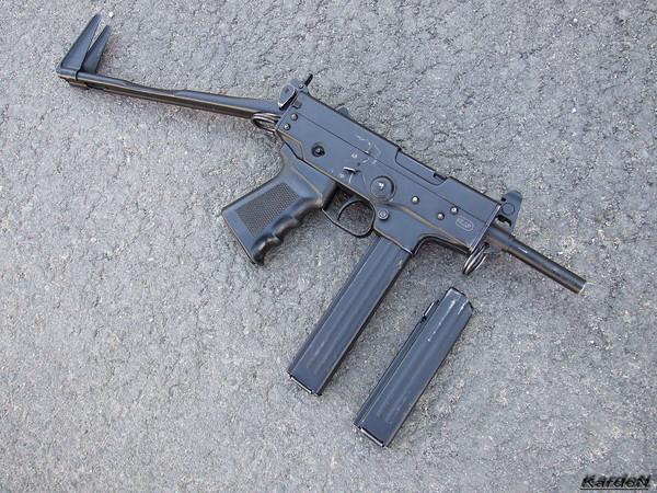 пистолет-пулемет ПП-91 Кедр фото 1