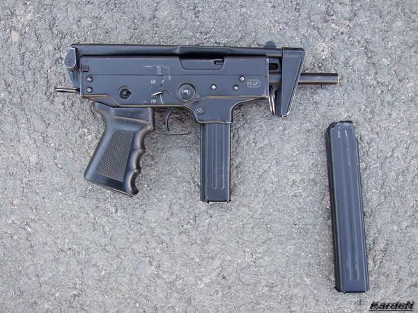 пистолет-пулемет ПП-91 Кедр фото 11