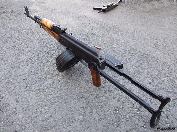 Автомат Калашникова модернизированный АКМС фото 21