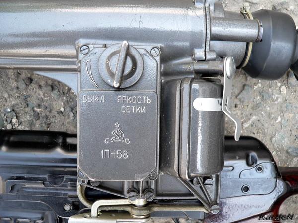 снайперская винтовка Драгунова - СВД фото 55
