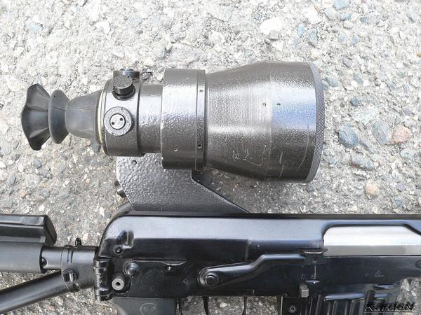 снайперская винтовка Драгунова - СВД-С фото 35