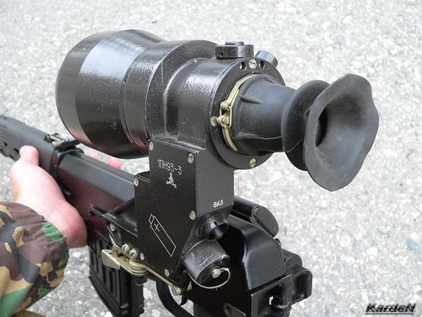 снайперская винтовка Драгунова - СВД-С фото 48