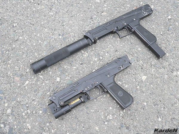 пистолет-пулемет ПП-93 фото 1