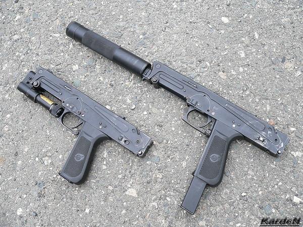пистолет-пулемет ПП-93 фото 5