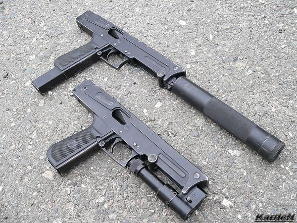 пистолет-пулемет ПП-93 фото 7