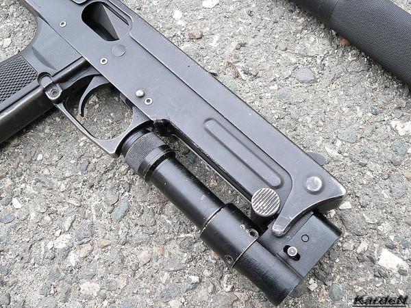 пистолет-пулемет ПП-93 фото 9