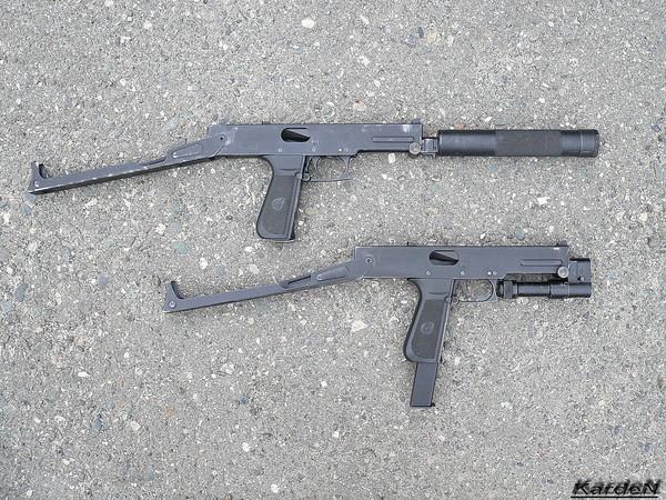 пистолет-пулемет ПП-93 фото 12