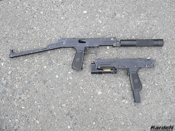 пистолет-пулемет ПП-93 фото 14