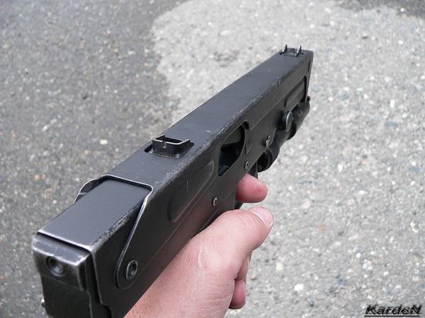 пистолет-пулемет ПП-93 фото 18