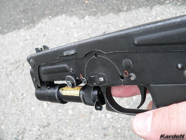 пистолет-пулемет ПП-93 фото 19