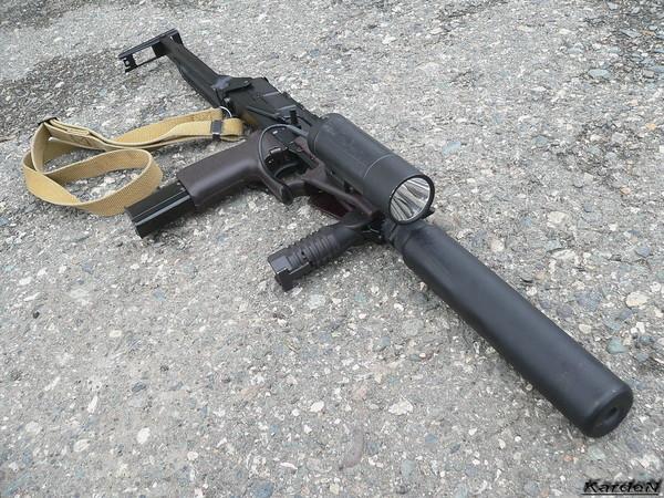 пистолет-пулемет СР 2М фото 37
