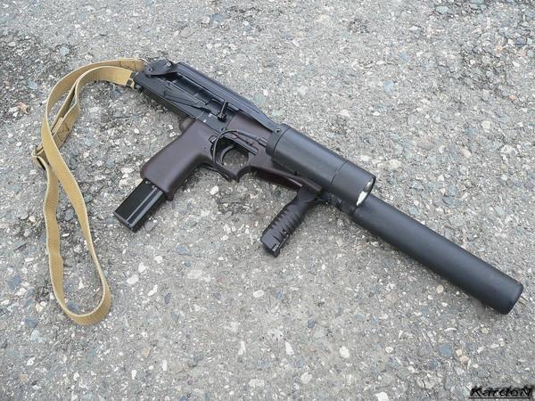 пистолет-пулемет СР 2М фото 38