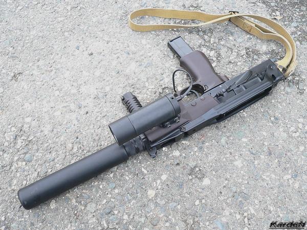 пистолет-пулемет СР 2М фото 39