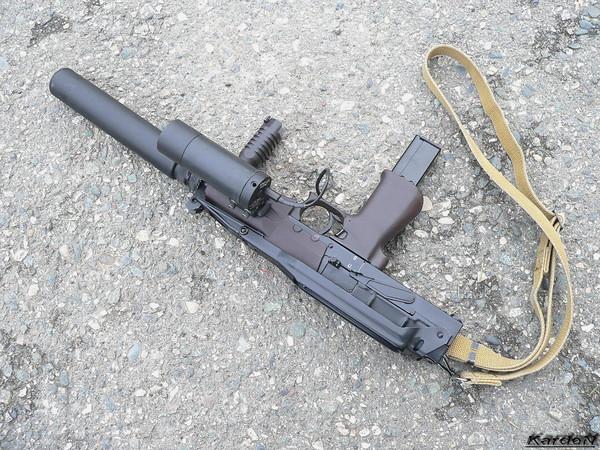 пистолет-пулемет СР 2М фото 40
