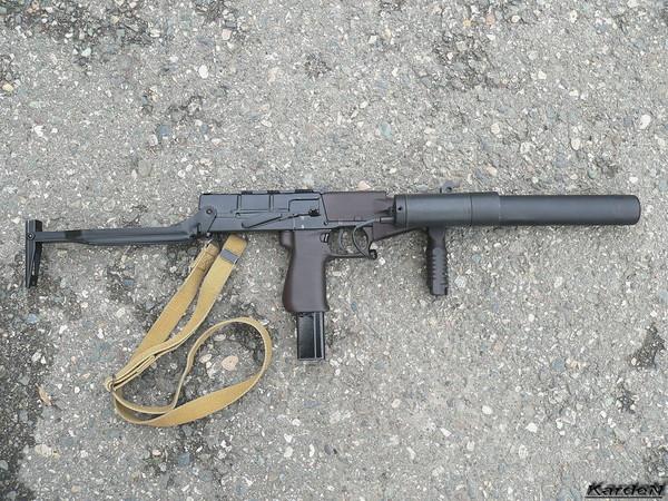 пистолет-пулемет СР 2М фото 42