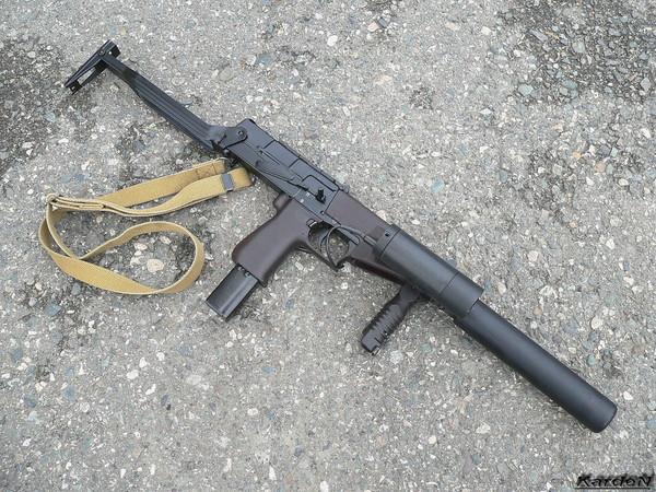 пистолет-пулемет СР 2М фото 43