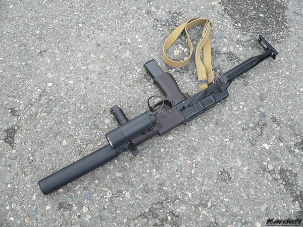 пистолет-пулемет СР 2М фото 44