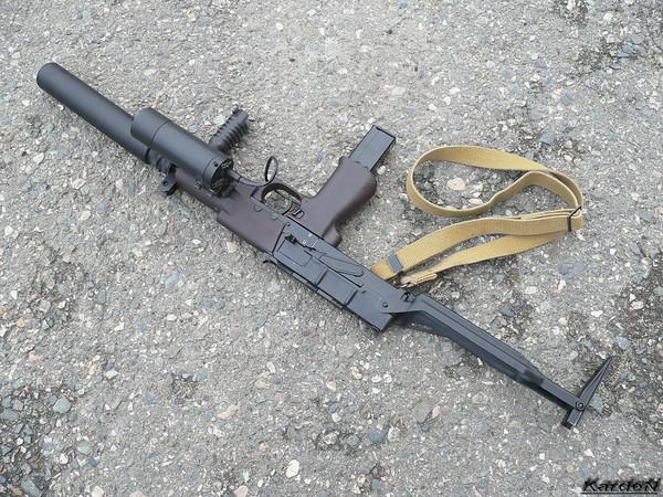 пистолет-пулемет СР 2М фото 45