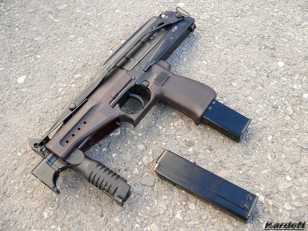пистолет-пулемет СР 2М фото 2