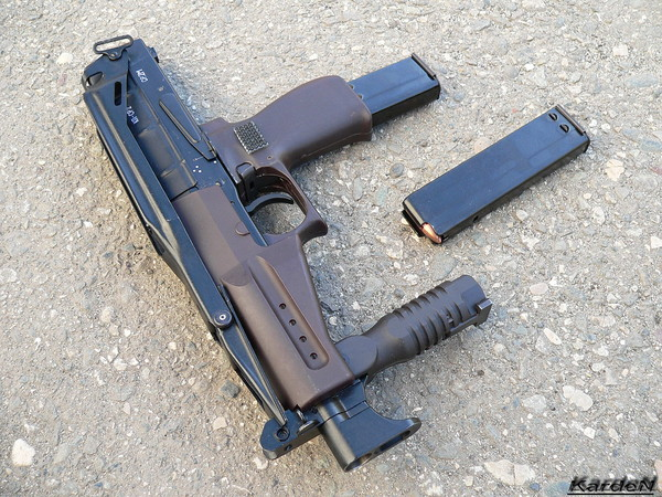 пистолет-пулемет СР 2М фото 3