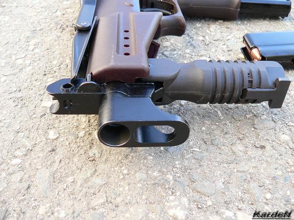 пистолет-пулемет СР 2М фото 4