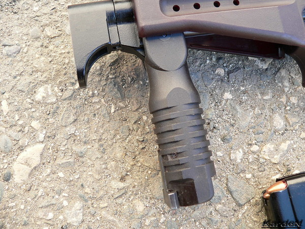 пистолет-пулемет СР 2М фото 5