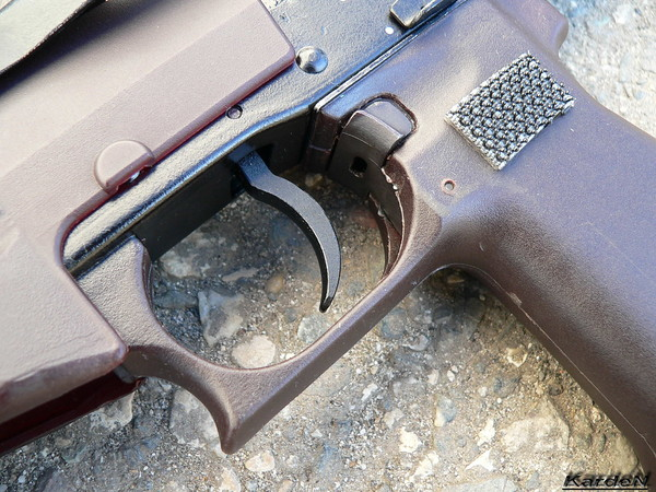 пистолет-пулемет СР 2М фото 6