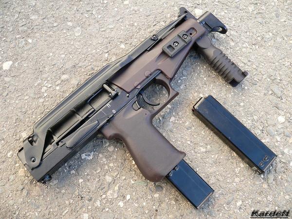 пистолет-пулемет СР 2М фото 7