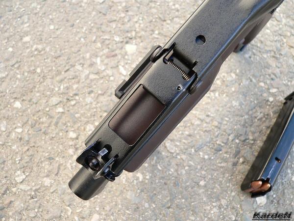 пистолет-пулемет СР 2М фото 13