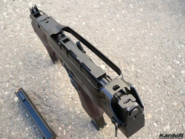 пистолет-пулемет СР 2М фото 15