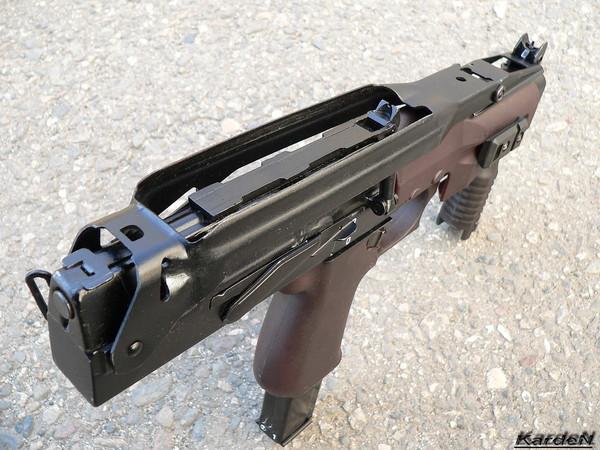 пистолет-пулемет СР 2М фото 16
