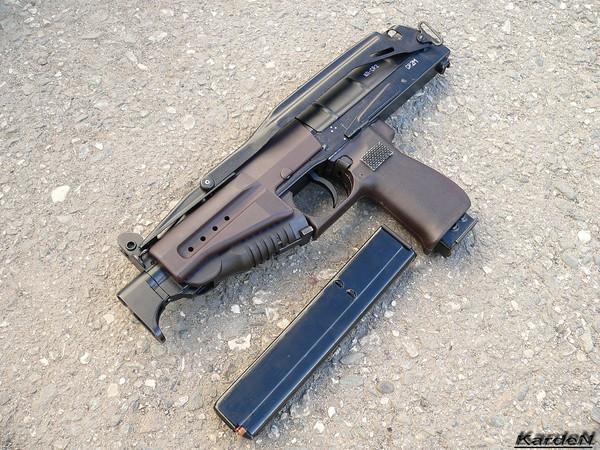 пистолет-пулемет СР 2М фото 17