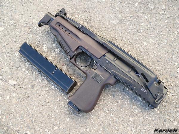 пистолет-пулемет СР 2М фото 18
