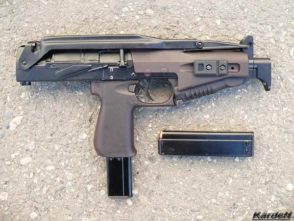 пистолет-пулемет СР 2М фото 21