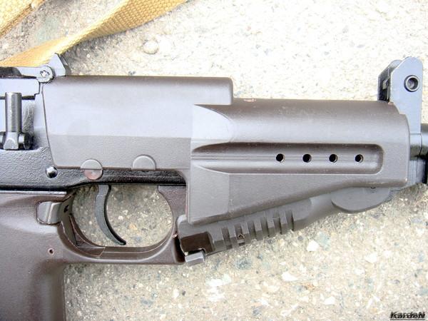 пистолет-пулемет СР 2М фото 47