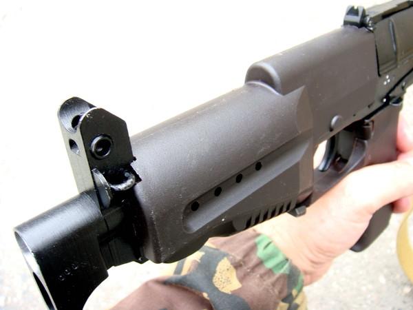 пистолет-пулемет СР 2М фото 48